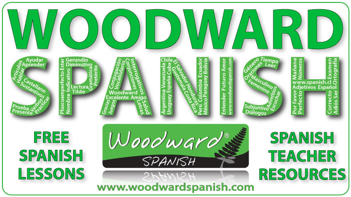 Learn Spanish Language Lessons and Spanish Teacher resources by Woodward Languages